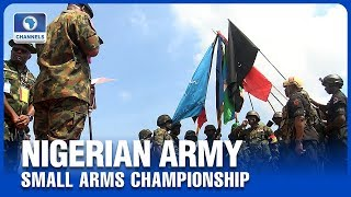 Nigeria Army's Small Arms Championship Kicks Off In Ibadan
