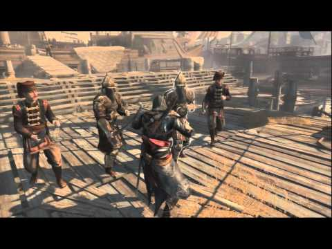Assassin's Creed Revelations -- Single Player Walkthrough Trailer [UK]