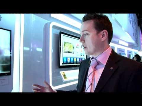 The Gadget Show: LG @ CES 2011