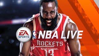 """NBA LIVE MOBILE - Баскетбол на мобилку! От """"EA Sports"""""""