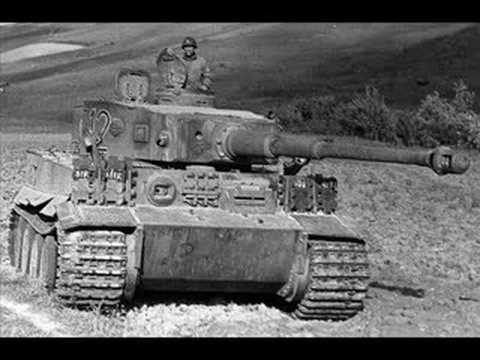 Top Ten WW2 Tanks