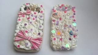 ♥ DIY : Kawaii Phone Case   Telefon Kaplığı ♥
