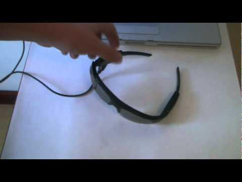 Как сделать шпионские очки