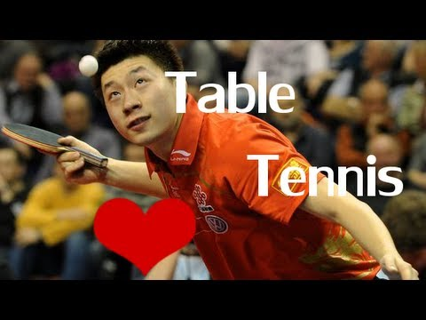 Table Tennis with Heart