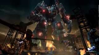 Transformers: Fall of Cybertron - E3 2012_ Cinematic Trailer