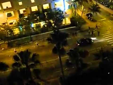 Miami Beach shooting - Memorial Day weekend 2011