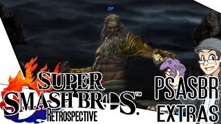Super Smash Bros Retrospective - Let's Play Playstation All Stars Battle Royale - [Extras]