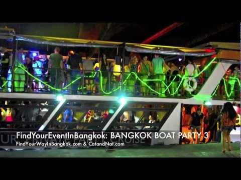 BANGKOK BOAT PARTY 3