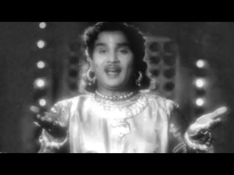 Mahakavi Kalidasu Songs || Maanikya Veenaam || Akkineni Nageshwara Rao