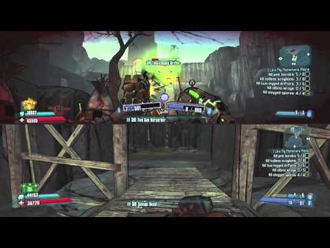 Borderlands 2 I Like My Monsters Rare Guide