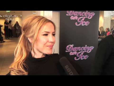 Dancing on Ice's Heidi Range: 'Sugababes haven't split up' klip izle