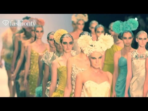Sydney Fashion Week Spring 2013 ft Whitney Port, Collette Dinnigan, Montana Cox | MBFW | FashionTV