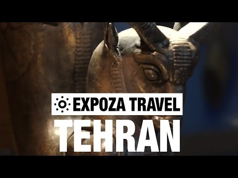 Tehran (Iran) Vacation Travel Video Guide