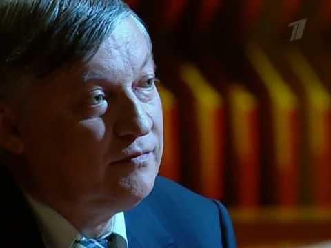 Анатолий Карпов в программе Познер (март 2010)