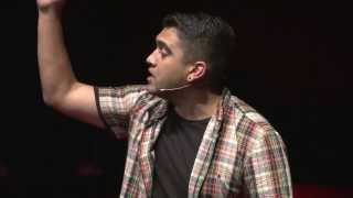 Slam Poetry of The Streets: Omar Musa at TEDxSydney