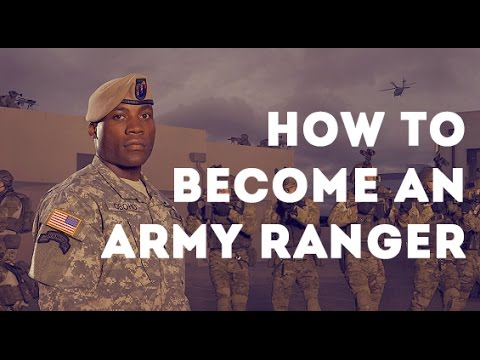 Army Ranger Requirements How To Become An Army Ranger