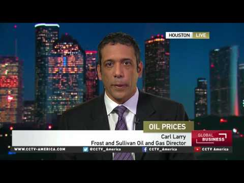 Carl Larry on future oil prices