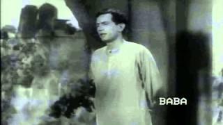 JAB GAME ISHQ SATATA HAIN TO HANS LETA HOON BY MUKESH,M JAIDEV  KINAARE KINAARE 1963