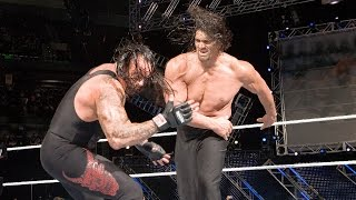 The Undertaker knocks out The Great Khali: Royal Rumble 2007