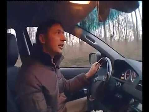 Тест-драйв Volvo XC90 www.skorost-tv.ru