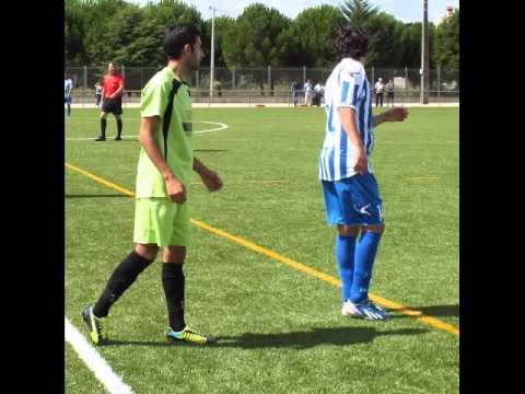 Liga INATEL 2014/2015 - Pr�-�poca - Alferrarede Velha vs Casais de Revelhos