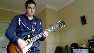 Kings of Leon - Sex on Fire All Guitar Parts