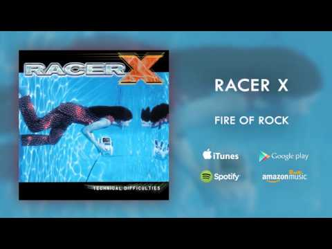Racer X - Fire Of Rock