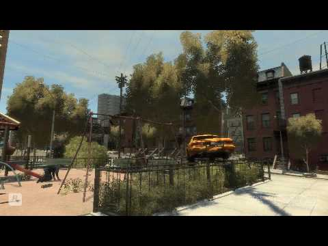 GTA 4 Schaukel Bug Stunt Video 5