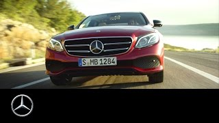 The new E-Class – Trailer – Mercedes-Benz original