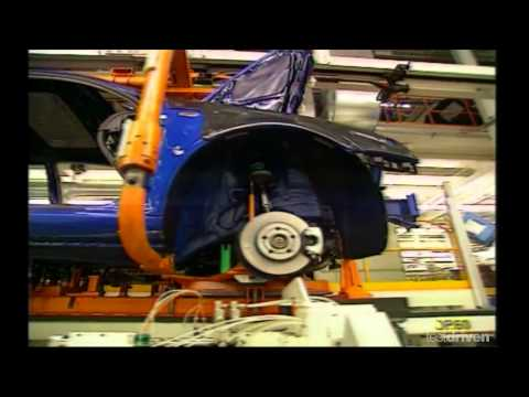 VW Golf Mk4 production