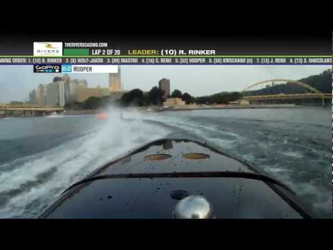 2012 Powerboat Superleague : Pittsburgh
