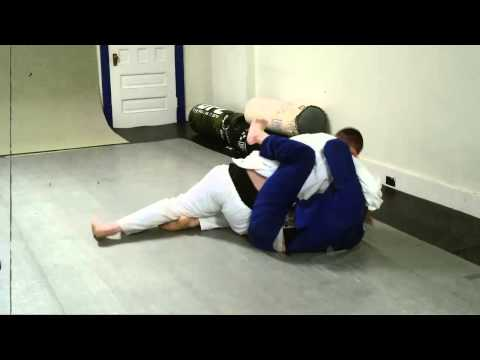 Zack vs Rollie - Grappling/Rolling session at Fusion Mixed Martial Arts Image 1