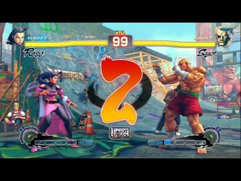 USFIV: MD Louffy vs Bonchan - EVO2014 Grand Finals - Capcom Pro Tour