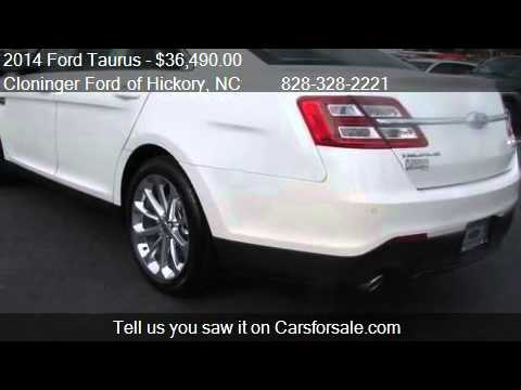 2014 Ford Taurus Limited - for sale in Hickory, NC 28602