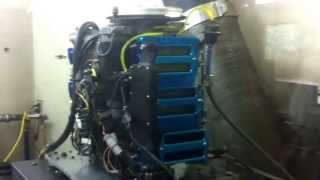 F1 - 2.5 L Mercury Dyno Run (10500 rpm)