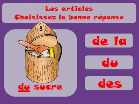 definite article french countries