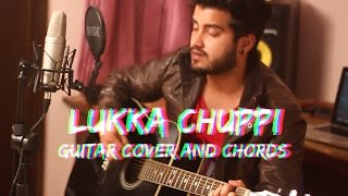 Lukka Chuppi | Guitar Cover and Chords featuring Ravi Zharotia | Chordsguru