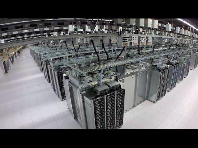 play video: Inside a Google data center
