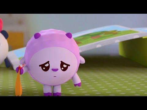 Малышарики - Шарик - серия 43 - обучающие мультфильмы для малышей 0-4
