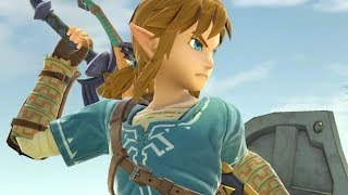 How to Play Link in Smash Bros Ultimate