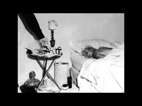 GRAPHIC! Autopsy Photos Of Marilyn Monroe, EndOfNumbers