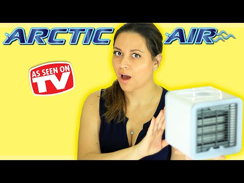 Arctic Air Review   Testing As Seen on Tv Products