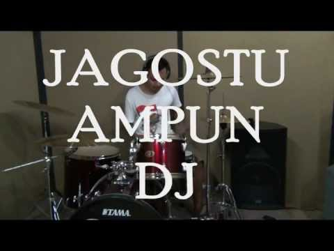 Tutus Thomson - Jagostu - Ampun Dj [drum Cover] video