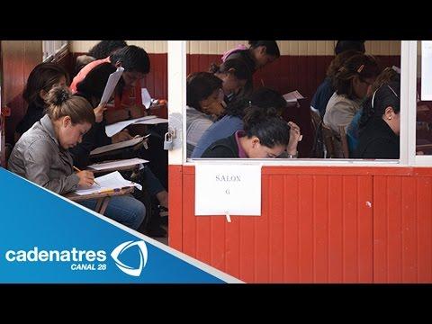 El 67 % de los profesores mexicanos reprobaron el examen
