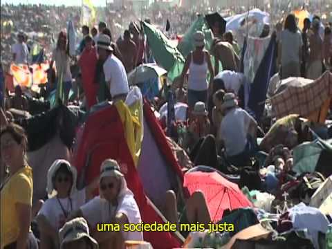 JMJ - 26 Anos de Jornada Mundial da Juventude - Legendado em portugus