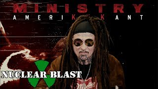 MINISTRY - Antifa ( AMERIKKKANT trailer)