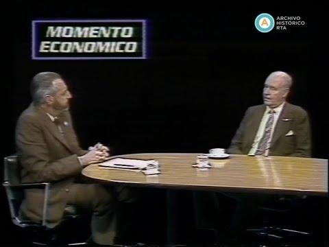 Juan Carlos de Pablo entrevista a Roberto Alemann, 1982