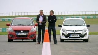 Which Hot Hatch Is The Best? 1/3 - Fifth Gear