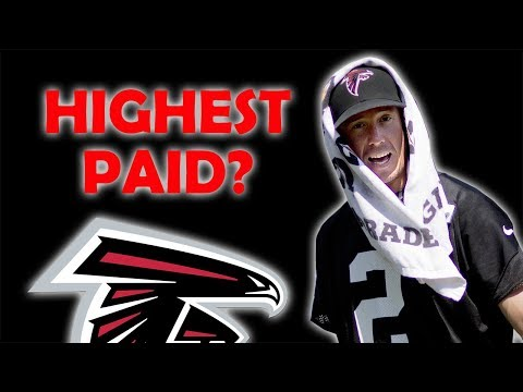 MATT RYAN TO BE HIGHEST PAID PLAYER IN NFL HISTORY? #FALCONS #RISEUP #NFL