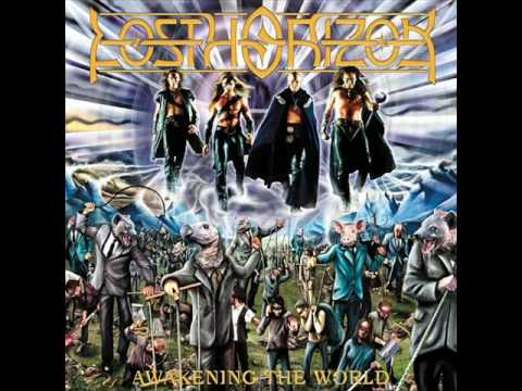 Lost Horizon - The Kingdom Of My Will video